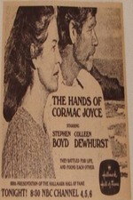 The Hands of Cormac Joyce