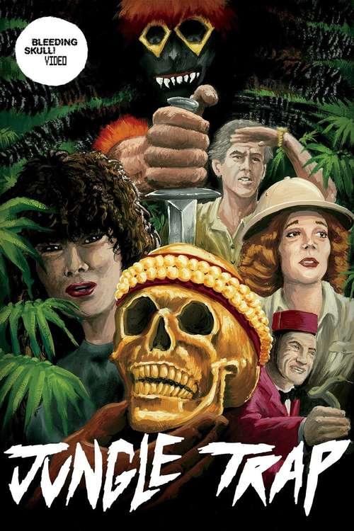 Jungle Trap movie poster