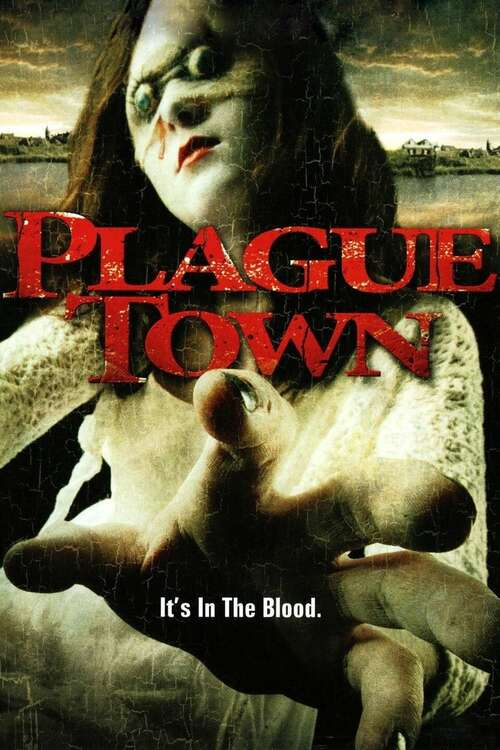 Plague Town movie poster