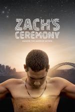 Zach's Ceremony