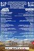 Babymetal - Live at Summer Sonic 2014: World Tour 2014