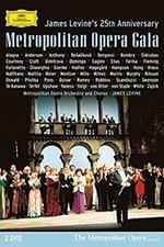 Metropolitan Opera Gala James Levine's 25th Anniversary