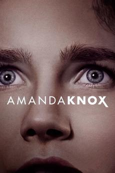 Poster for Amanda Knox