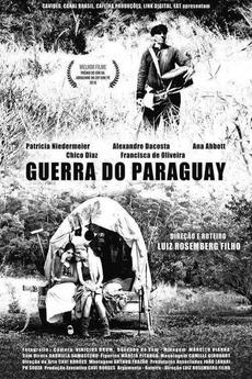 Resultado de imagem para Guerra do Paraguay (Luiz Rosemberg Filho)