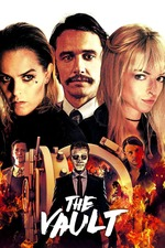 Filmplakat The Vault, 2017