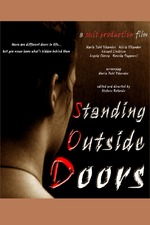 Standing Outside Doors