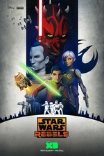 Star Wars Rebels: Steps Into Shadow