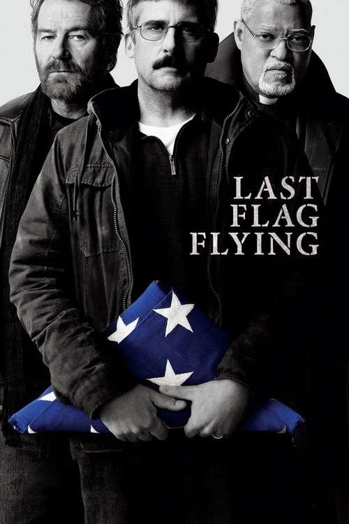 Film poster for Last Flag Flying