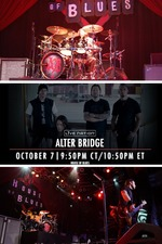 Alter Bridge Live at the House of Blues 2016