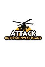 Attack on Nyege Nyege Island