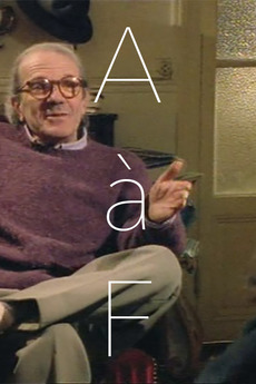 L Abecedaire De Gilles Deleuze A A F 1996 Directed By Michel Pamart Film Cast Letterboxd