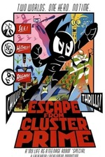 My Life as a Teenage Robot: Escape from Cluster Prime