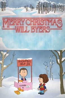 A Stranger Things Christmas.A Stranger Things Christmas 2016 Directed By Leigh Lahav