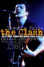 The Clash: Live in Paris 1980
