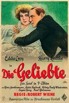 Die Geliebte (1927) directed by Robert Wiene • Film
