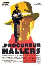 Le procureur Hallers