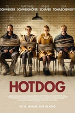 Filmplakat Hot Dog, 2018