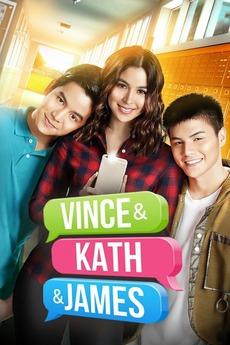 Vince & Kath & James