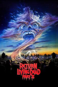 Return Of The Living Dead Part Ii 1988 Directed By Ken Wiederhorn