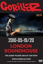 Gorillaz live at Roundhouse in London