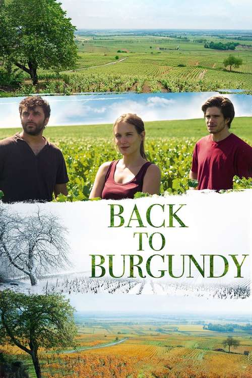 Cover Back to Burgundy