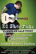 Ed Sheeran - Live At Wembley Stadium