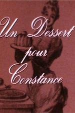 Dessert for Constance
