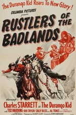 Rustlers of the Badlands