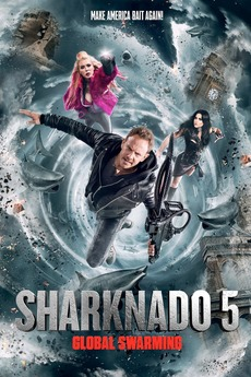 Image result for sharknado 5