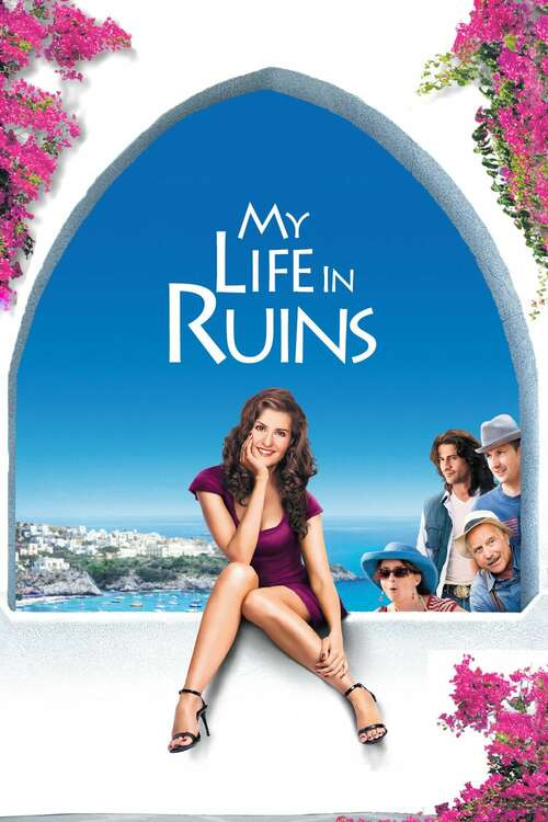 Cover My Life in Ruins