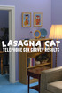 Lasagna Cat - Telephone Sex Survey Results