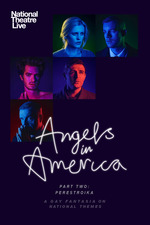 National Theatre Live: Angels In America, Part Two: Perestroika
