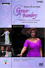Voices of our Time - Grace Bumbry