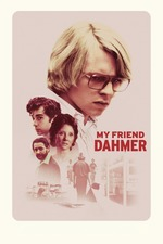 Filmplakat My Friend Dahmer, 2017