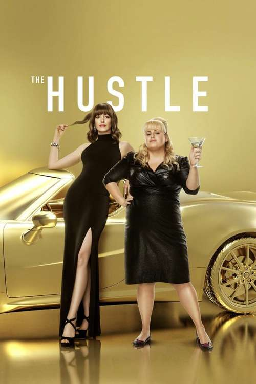 Film poster for The Hustle