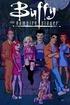 Buffy The Vampire Slayer: The Animated Series