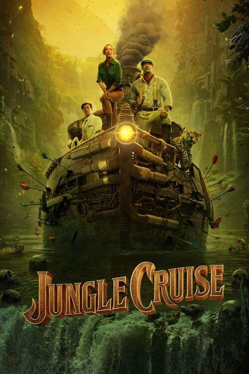 Jungle Cruise, 2021 - ★★★½
