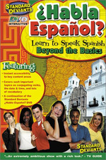Habla Espanol: Beyond the Basics: The Standard Deviants