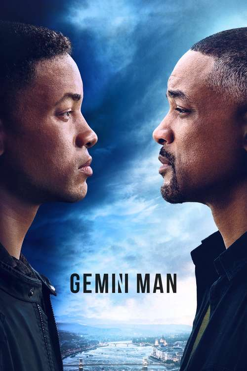 Film poster for Gemini Man