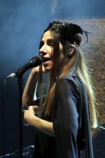 PJ Harvey at Rock Werchter