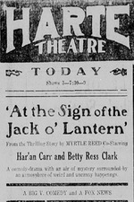 At the Sign of the Jack'O Lantern