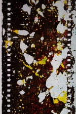 Salt Crystals Spiral Jetty Dead Sea Five Year Film
