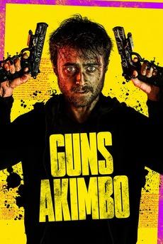 Resultado de imagen de GUNS AKIMBO POSTER