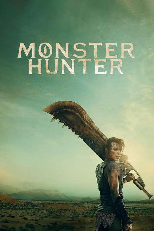 Cover Monster Hunter