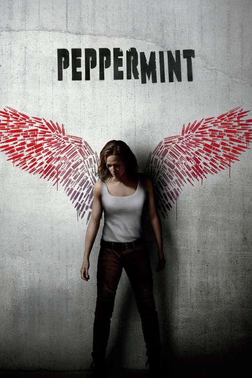 Film poster for Peppermint