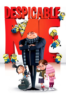 Despicable Me 2010 Directed By Pierre Coffin Chris Renaud Reviews Film Cast Letterboxd