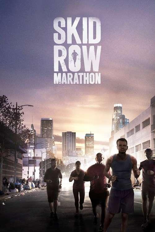 Cover Skid Row Marathon