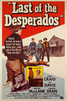 Last Of The Desperados 1955 Directed By Sam Newfield Film Cast Letterboxd