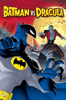 The Batman vs. Dracula