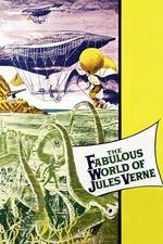 Filmplakat The Fabulous World of Jules Verne, 1958